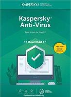 Kaspersky Anti-Virus 2017 Upgrade (1 User) (1 Jahr) (DE) (ESD)
