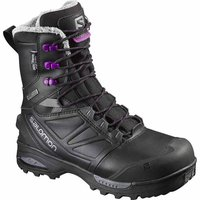 Salomon Toundra Pro CSWP W black/black/passion purple