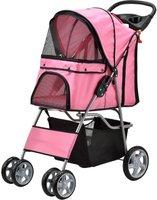 Pro Tec Hundewagen Pet Stroller pink (3321)