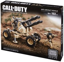 Mega Bloks Call of Duty - Anti-aircraft vehicle (DKX53)