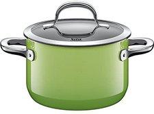 Silit Passion Green Fleischtopf 16 cm