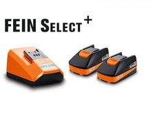 Fein Akku Starter-Set 18V 2.5 Ah (92604300040)