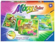 Ravensburger Mixxy Colors Exotische Tiere