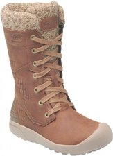 Keen Fremont Lace Tall Boot Women cookie dough