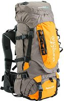 Skandika Bogong 45+10 grey/orange