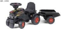 Falquet & Cie Baby Traktor Farm King Xline 300 + Anhänger (1085B)