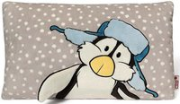 Nici Winter - Kissen Pinguin 43 x 25 cm