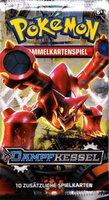 Pokemon XY11 Dampfkessel Booster