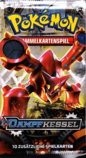 Pokemon XY11 Dampfkessel Booster