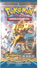 Pokemon XY09 Turbo Fieber Booster