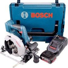Bosch GKS 18V-57 G Professional (1 x 6,0 Ah in L-Boxx + Ladegerät)