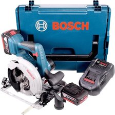 Bosch GKS 18V-57 G Professional (2 x 6,0 Ah in L-Boxx)
