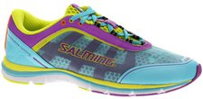 Salming Speed 3 Women turquoise/cactus flower