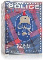 Police To Be Rebel Eau de Toilette (75ml)