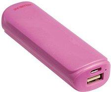 Nedis Powerbank 2.200 mAh pink