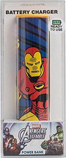 Tribe Powerbank Marvel Iron Man