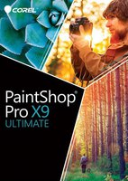 Corel PaintShop Pro X9 Ultimate (Multi) (ESD)