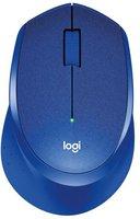 Logitech M330 Silent Plus (blue)