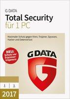 Gdata Total Security 2017 (1 Gerät) (1 Jahr)