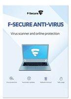 F-Secure Anti-Virus 2017 Upgrade (1 Gerät) (1 Jahr)