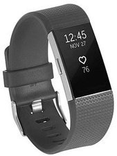 Fitbit Charge 2 Schwarz / Silber large