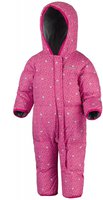 Columbia Baby Snuggly Bunny Schneeanzug Punch Pink Floral