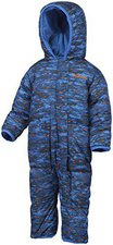 Columbia Baby Snuggly Bunny Schneeanzug Super Blue Print
