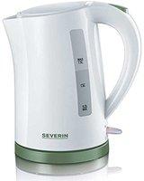 Severin WK 9931 weiß-grün