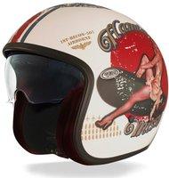 Premier Helmets Vintage Pin Up Military BM
