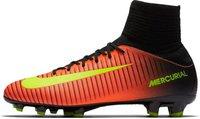 Nike Jr. Mercurial Superfly V FG total crimson/black/pink blast/volt