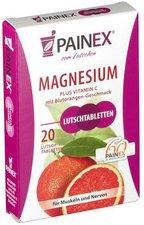 Painex Pharma Magnesium + Vitamin C Lutschtabletten (20 Stk.)