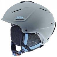 Uvex P1us grey/blue mat