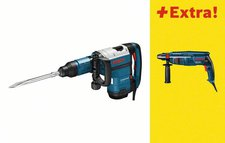 Bosch GSH 7 VC Professional + GBH 2400 (0 615 990 H7S)