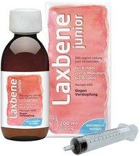 Merckle Laxbene junior 500 mg/ml Lösung z.Einn.Kdr.6M- 8J (200 ml)