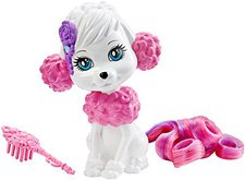 Barbie Endless Hair Kingdom Puppy