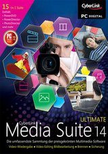 CyberLink Media Suite 14