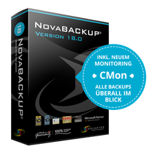 NovaStor NovaBACKUP 18 (1 Gerät) (1 Jahr) (ESD)