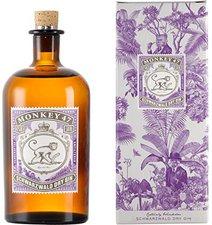 Monkey 47 Schwarzwald Dry Gin mit Geschenkbox 0,5l 47%