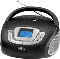 AEG Unterhaltungselektronik SR 4373 schwarz