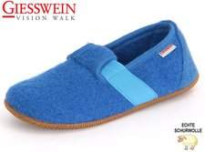 Giesswein Walkwaren AG  Weidach Slim-Fit cobalt