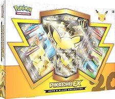 Pokemon Rote und blaue Kollektion: Pikachu-EX