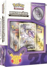 Pokemon Mysteriöse Kollektion Genesect