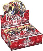 Yu-Gi-Oh Secrets of Eternity Booster-Display