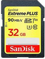 SanDisk Extreme PLUS SDXC UHS-I U3 V30 32GB TwinPack (SDSDXWF-032G-GNCI2)