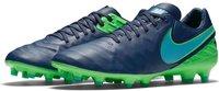 Nike Nike Tiempo Legacy II FG Men coastal blue/polarized blue/rage green
