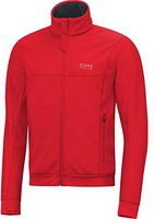 Gore Essential Gore Windstopper Jacke (JWSESS) red