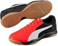 Puma Veloz Indoor III red blast/white/black