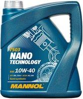 Mannol Nano Technology 10W-40 (4 l)