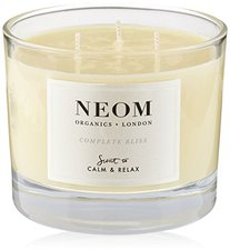 NEOM Luxury Organics Complete Bliss Luxury Scented Candle