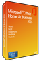Microsoft Office 2016 Home and Business (DE) (Win) (ESD)